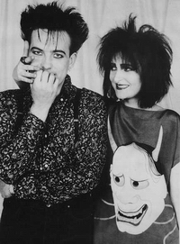 siouxsie+robert smith