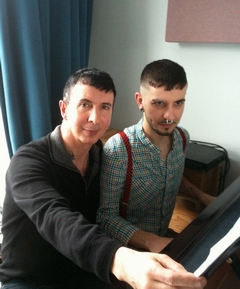 othon + marc almond