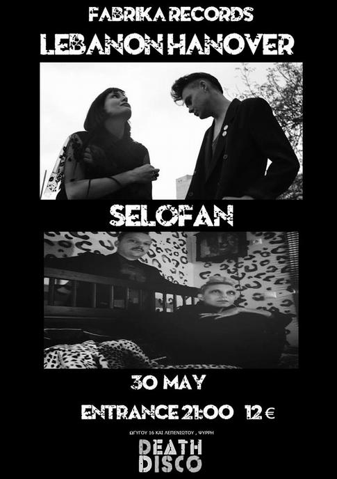 selofan + lebanon hanover