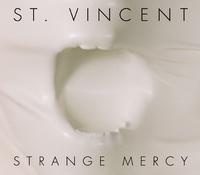 st, vincent - strange mercy