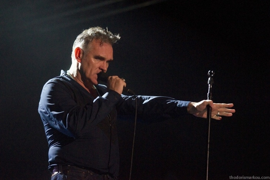 morrissey live in athens