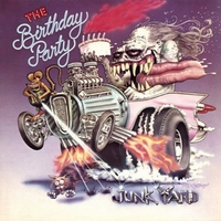 birthday party - junkyard