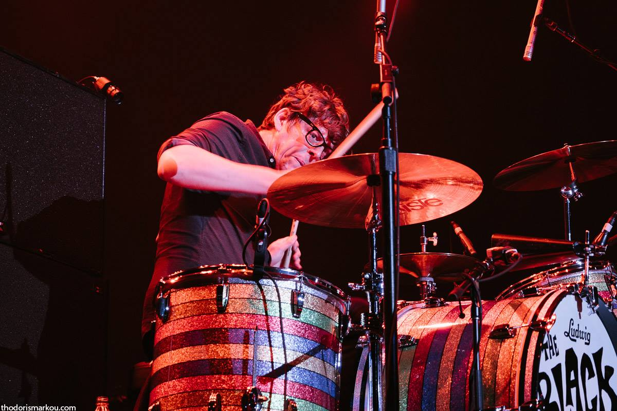 black keys - rockwave 2015