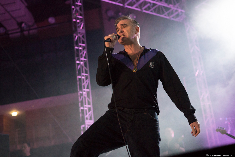 Morrissey - athens