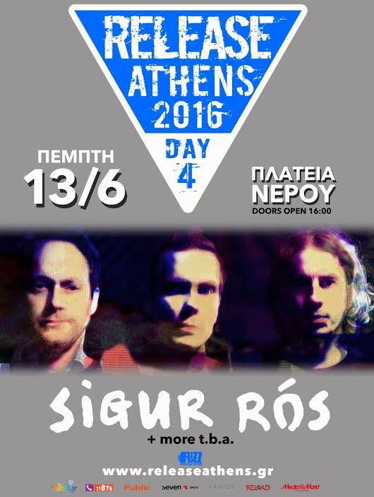 sigur ros - release athens