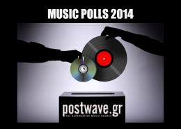 Postwave.gr Music Polls 2014