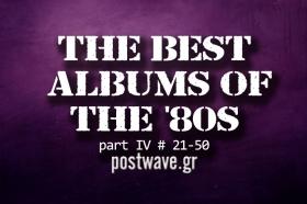 best albums of the 80s - postwave.gr